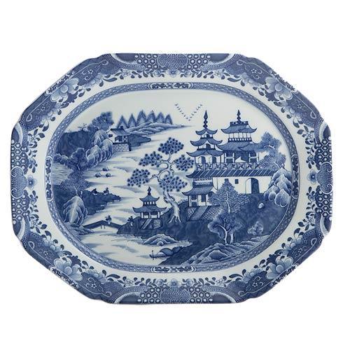 Mottahedeh  Blue Canton Medium Platter $280.00