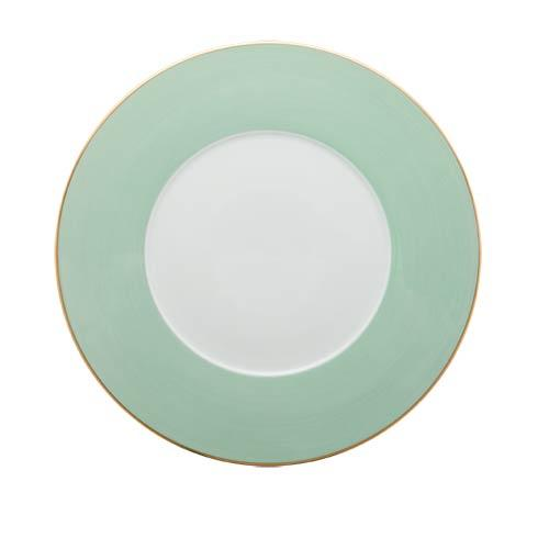 Robert Haviland & C. Parlon Lexington Celadon Dinner Plate $95.00