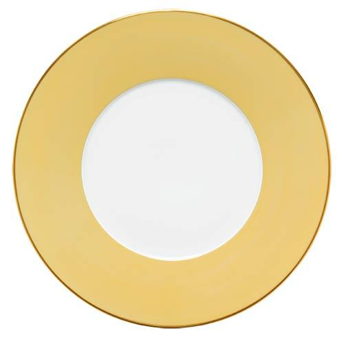 Yellow Presentation Plate