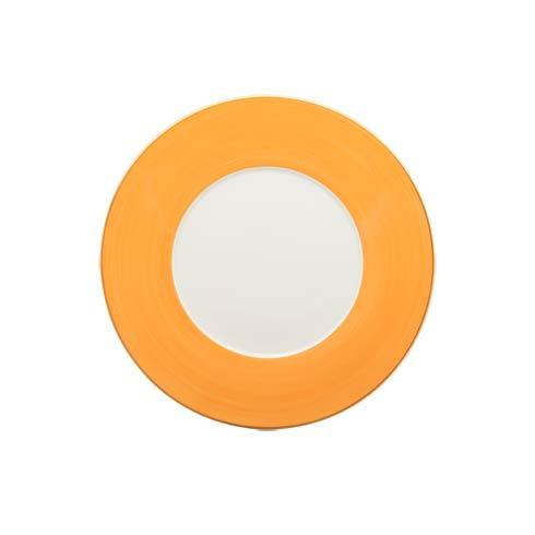 $75.00 Yellow Sud Dessert Plate