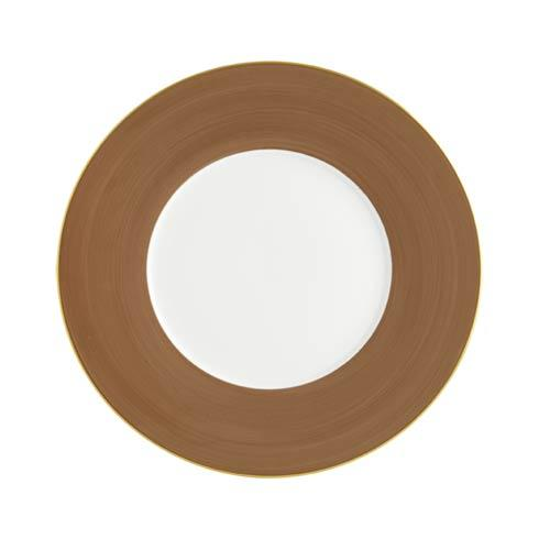 $85.00 Taupe Dinner Plate