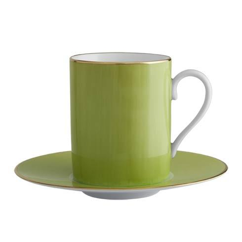 Anis Tall Cup & Saucer
