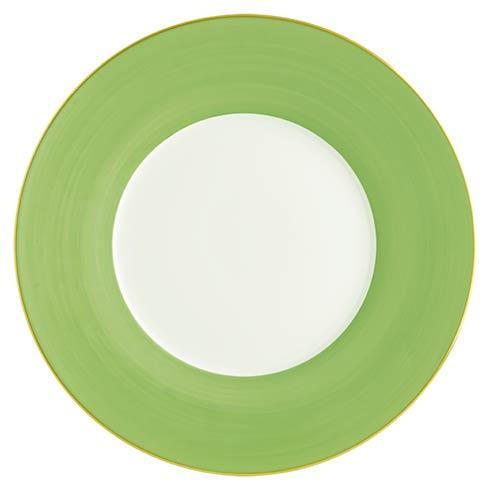 Green Presentation Plate