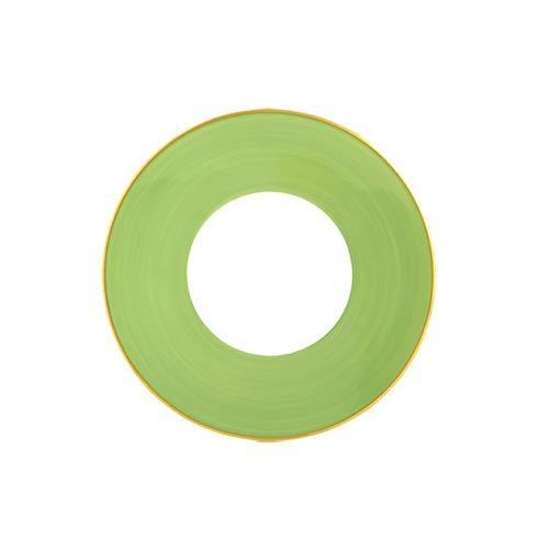 $75.00 Green Dessert Plate