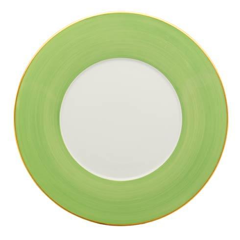 Robert Haviland & C. Parlon   Green Dinner Plate $80.00