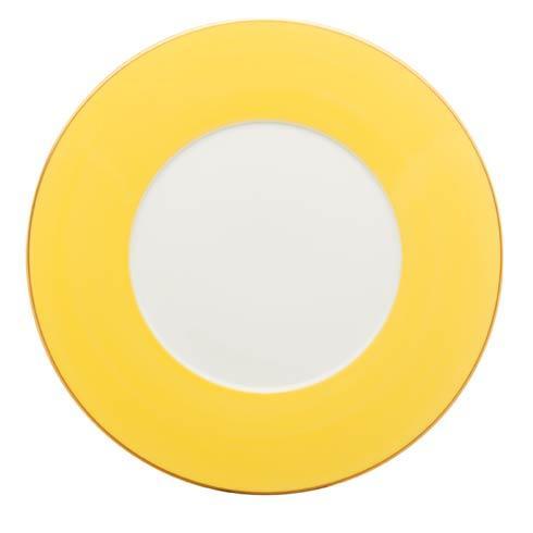 Robert Haviland & C. Parlon   Citron Dinner Plate $80.00