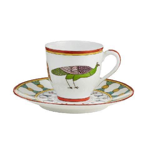 $130.00 Demi Tasse Cup & Saucer