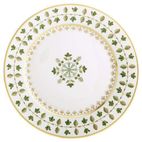 Robert Haviland & C. Parlon Matignon Green Dinner Plate $265.00