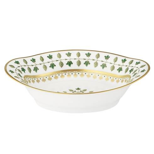 $995.00 Matignon Green Open Vegetable Bowl