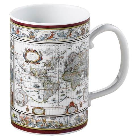 $55.00 Blaeu Mercator Map Mug