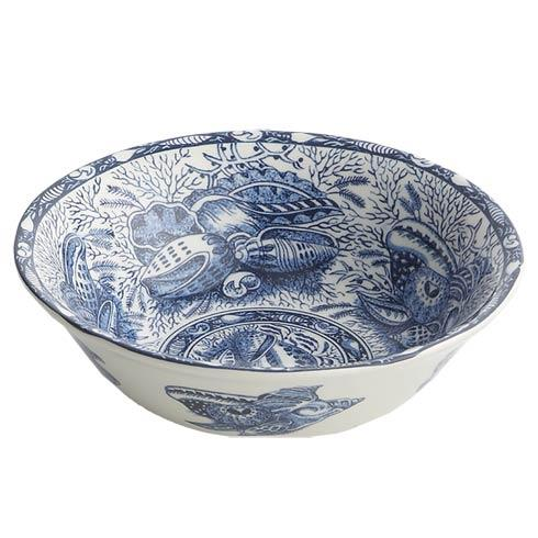 Mottahedeh  Blue Torquay Cereal Bowl $35.00