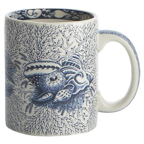 Mottahedeh  Blue Torquay Mug $30.00