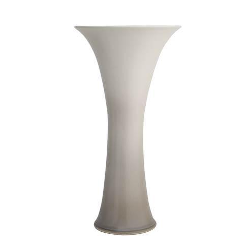 Vase White & Gray