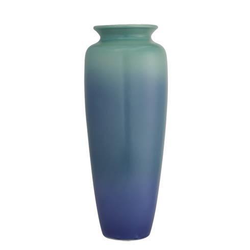 Vase Verdigris & Blue