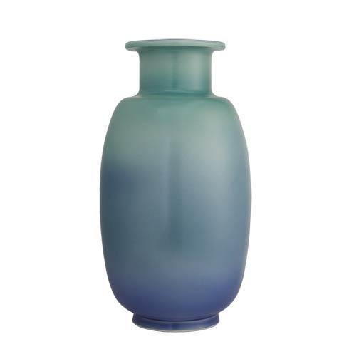 $785.00 Vase Verdigris & Blue