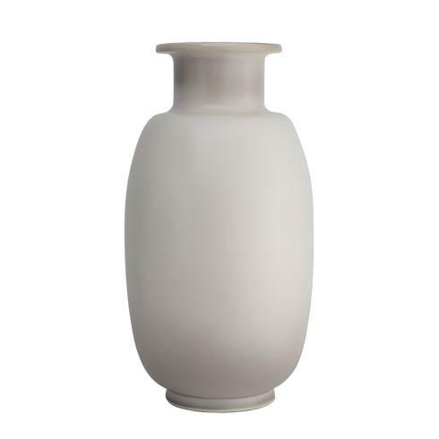 $785.00 Vase White & Gray
