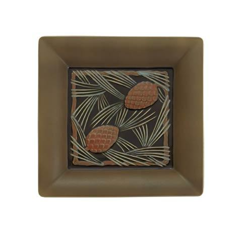 Pinecone Square Tray collection