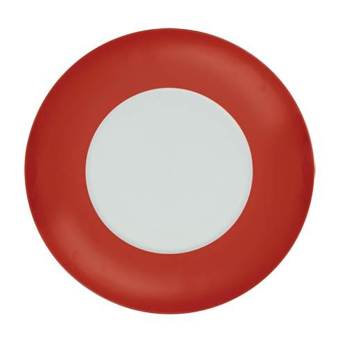 Eclipse Red Service Plate