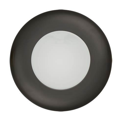 Eclipse Black Service Plate