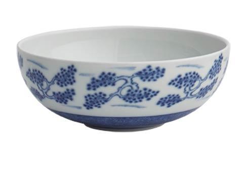 Mottahedeh  Blue Shou Cereal Bowl $40.00