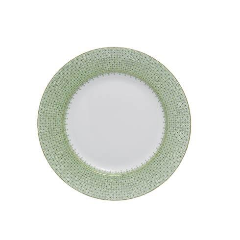 $45.00 Apple Green Lace Bread & Butter Plate