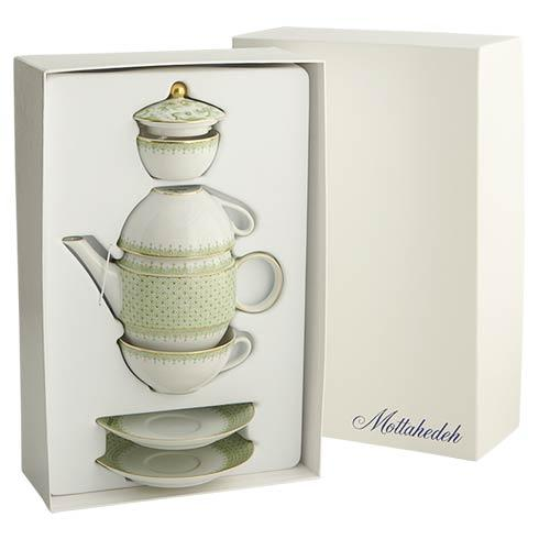 $355.00 Tea for Two with Gift Box