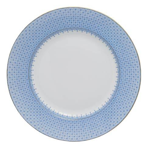 Mottahedeh Lace Cornflower Dinner Plate $60.00