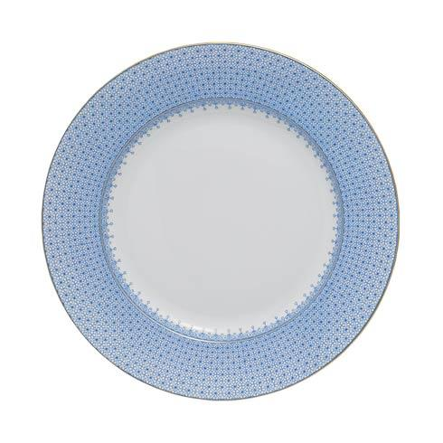 Mottahedeh Lace Cornflower Dessert Plate $55.00