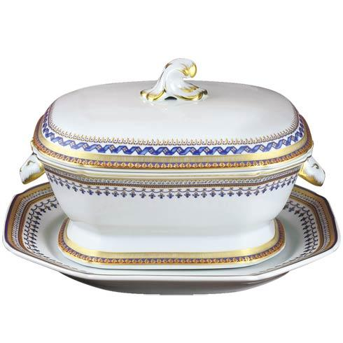 Tureen And Platter