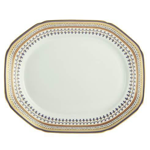 $590.00 Octanonal Platter