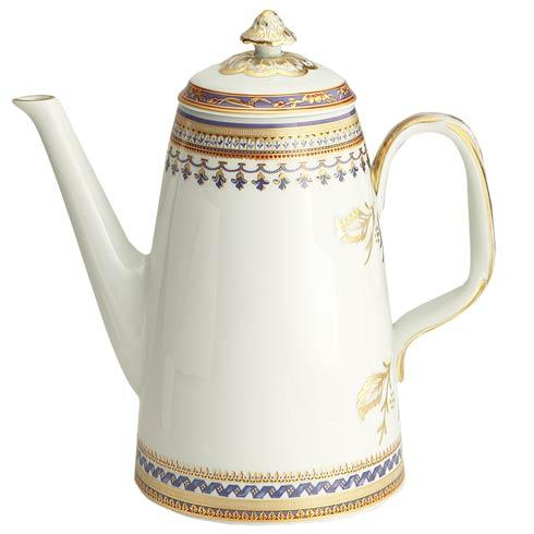 Mottahedeh  Chinoise Blue Coffeepot $425.00