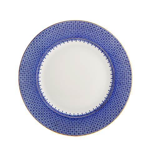 Mottahedeh Lace Blue Dessert Plate $75.00