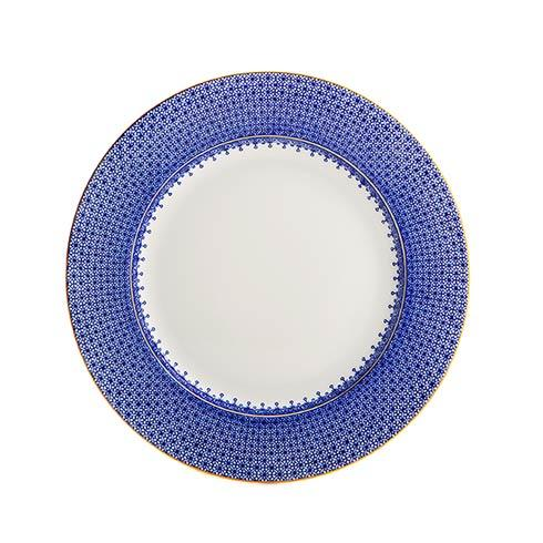 $75.00 Blue Lace Dessert Plate