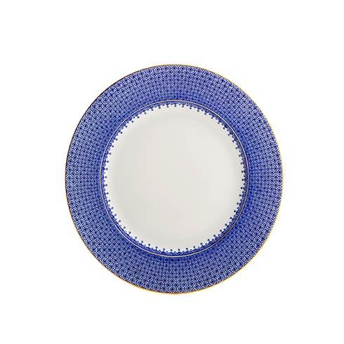 $60.00 Blue Lace Bread & Butter Plate