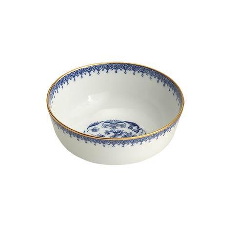 Mottahedeh Lace Blue Dessert Bowl $75.00