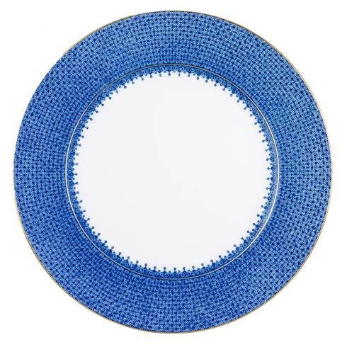 $160.00 Blue Lace Service Plate