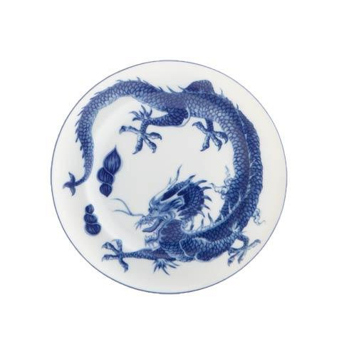 Mottahedeh Dragon Blue Dragon Bread & Butter Plate $35.00