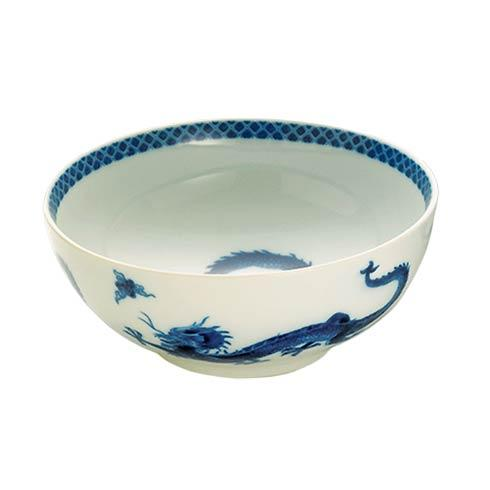 Mottahedeh Dragon Blue Dragon 8' Bowl $115.00
