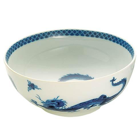 Mottahedeh Dragon Blue Dragon 9' Bowl $150.00