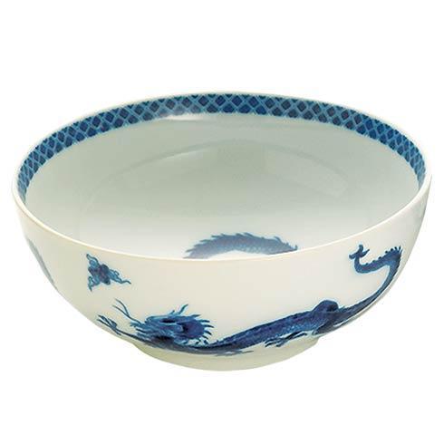 Mottahedeh Dragon Blue Dragon 9\' Bowl $150.00