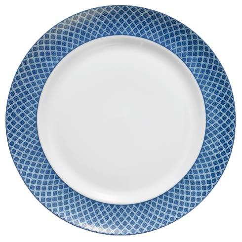 Mottahedeh Dragon Blue Dragon Service Plate $135.00