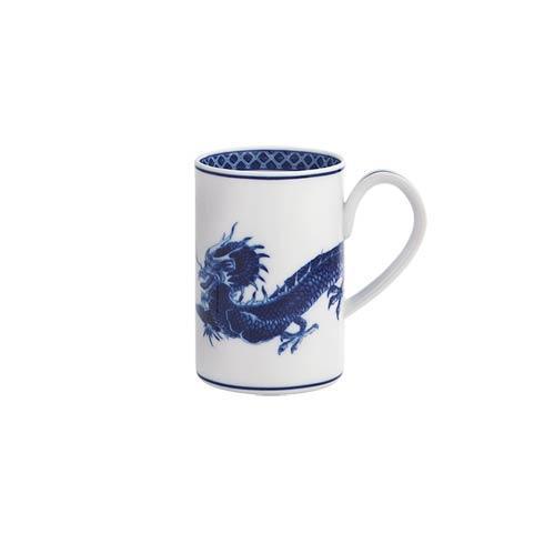 Mottahedeh Dragon Blue Dragon Mug $95.00