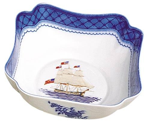 $85.00 Constitution Small Square Bowl