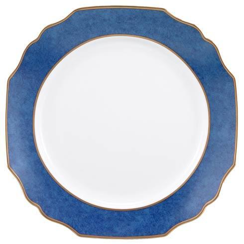 Blue Service Plate