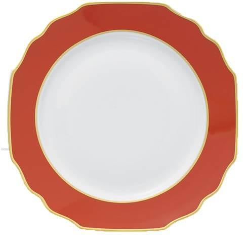 $260.00 Cinnabar Service Plate