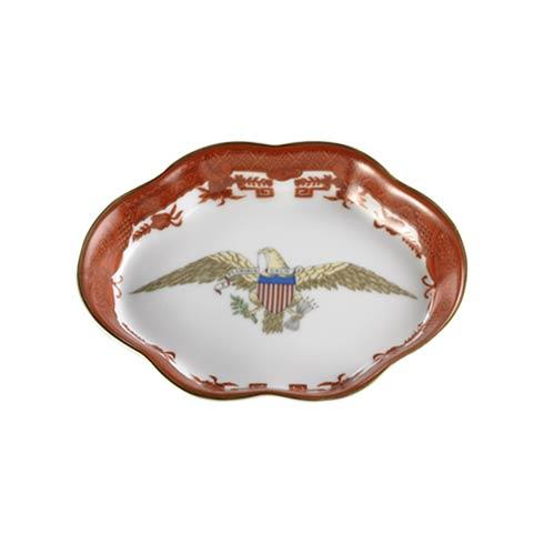 $40.00 Eagle Orange Tray