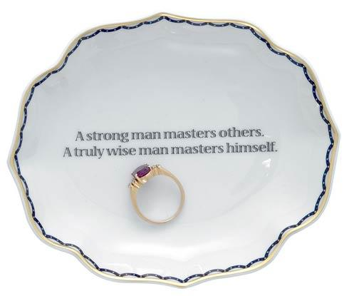 $40.00 A Strong Man Masters Others - A Truly Wise Man Masters Himself