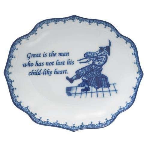 $40.00 Great Is The Man Who Has Not Lost His Child-Like Heart