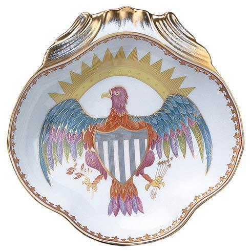 Eagle Shell Dish