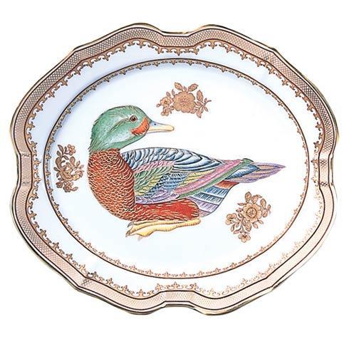 $185.00 Mallard Platter, Small